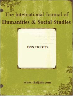 The International Journal of Humanities & Social Studies